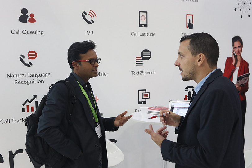 Customer Contact Expo Londres-12 2016 - Événements - Dialoga