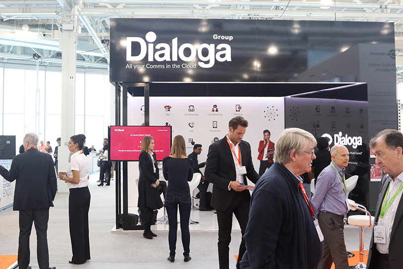 Customer Contact Expo Londres-14 2016 - Événements - Dialoga