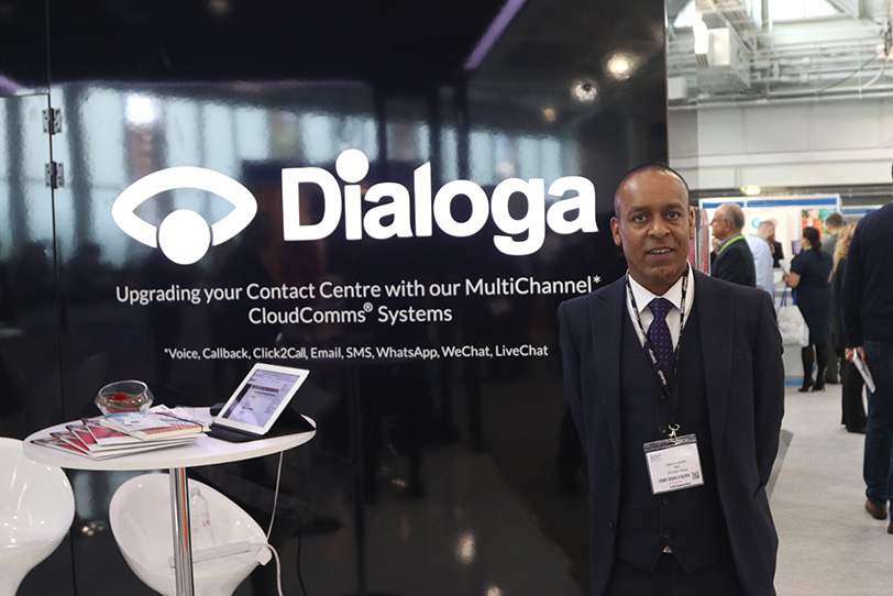 Customer Contact Expo Londres-19 2016 - Événements - Dialoga