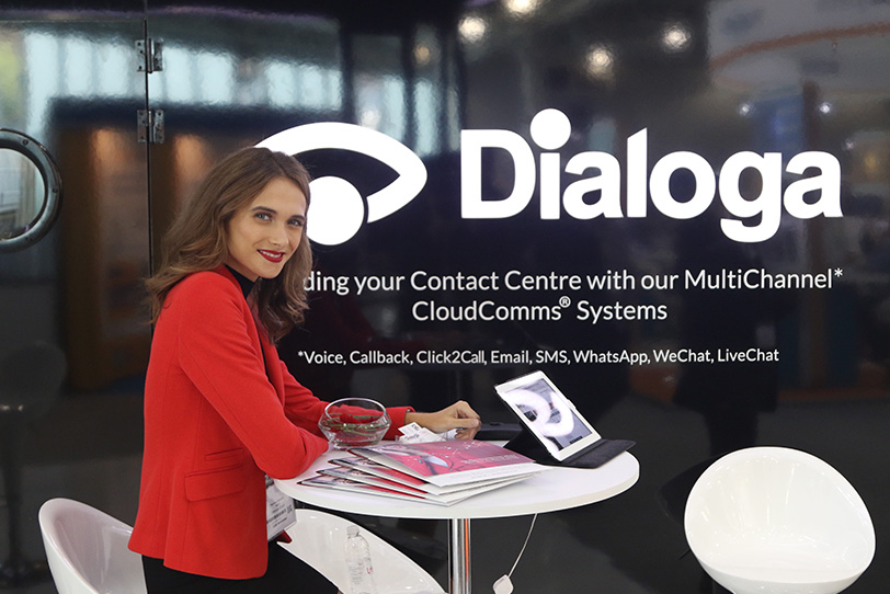 Customer Contact Expo Londres-20 2016 - Événements - Dialoga