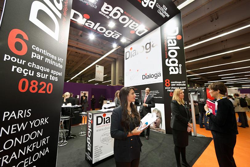 IP Convergence Parigi-4 2010 - Eventi - Dialoga