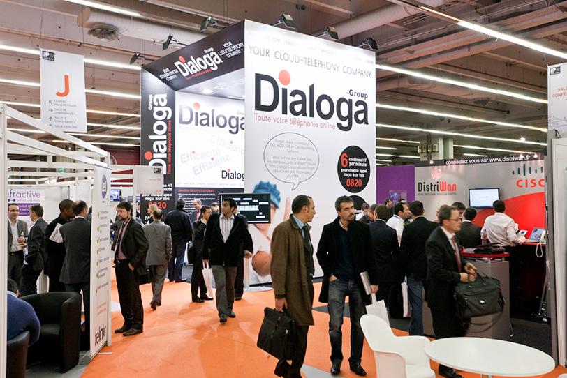 IP Convergence Parigi-5 2010 - Eventi - Dialoga