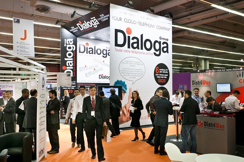 IP Convergence Parigi-7 2010 - Eventi - Dialoga