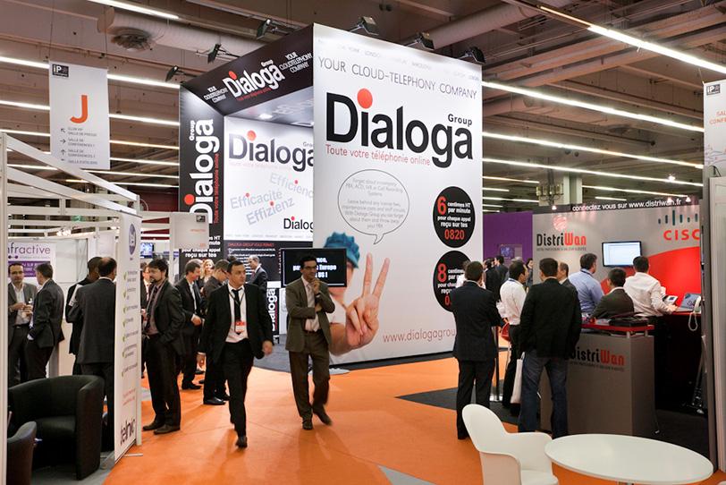 IP Convergence Paris-6 2010 - Événements - Dialoga