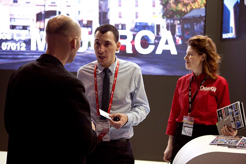 Mobile World Congress Barcellona-13 2015 - Eventi - Dialoga