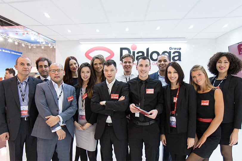Mobile World Congress Barcellona-13 2016 - Eventi - Dialoga