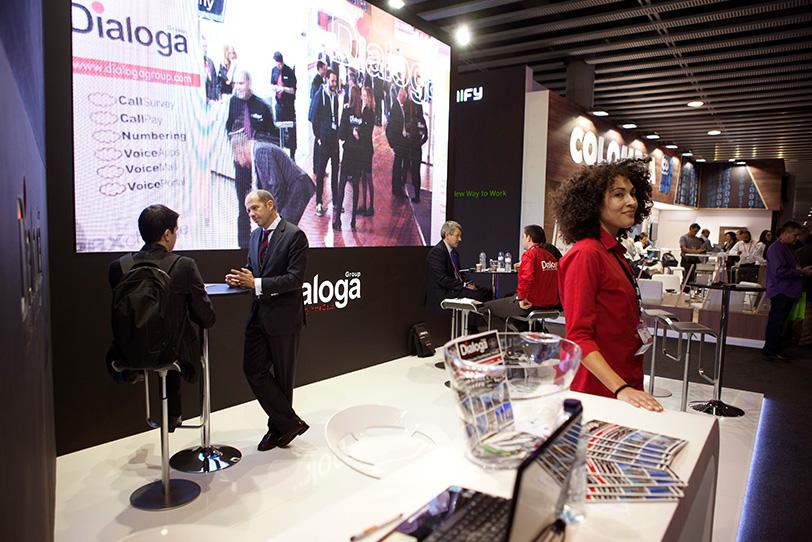 Mobile World Congress Barcellona-14 2015 - Eventi - Dialoga