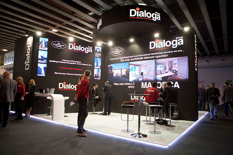 Mobile World Congress Barcellona-18 2015 - Eventi - Dialoga