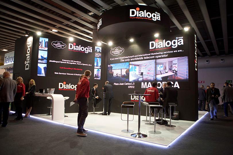 Mobile World Congress Barcellona-18 2015 - Eventi - Dialoga