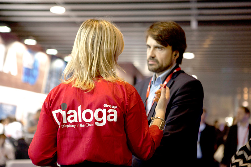 Mobile World Congress Barcellona-19 2015 - Eventi - Dialoga