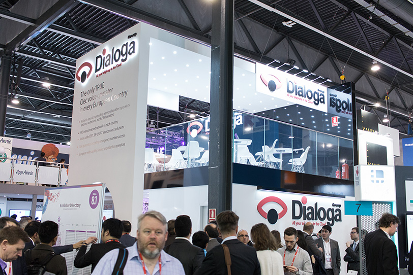 Mobile World Congress Barcellona-21 2016 - Eventi - Dialoga