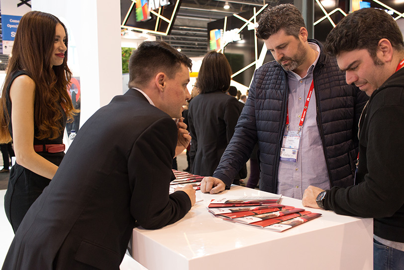 Mobile World Congress Barcellona-23 2016 - Eventi - Dialoga