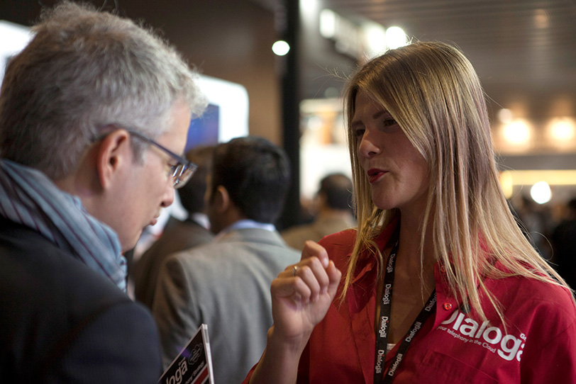 Mobile World Congress Barcellona-6 2015 - Eventi - Dialoga