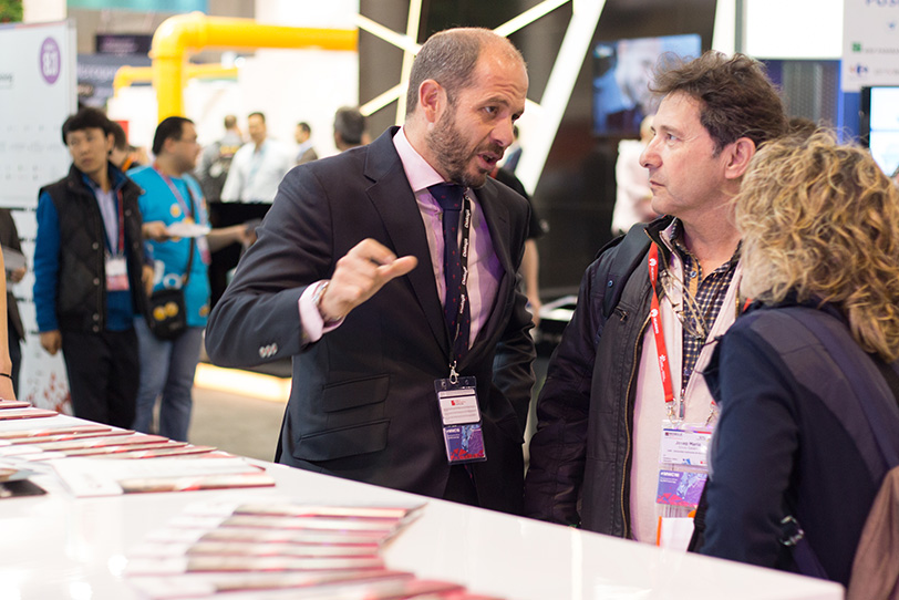 Mobile World Congress Barcellona-6 2016 - Eventi - Dialoga