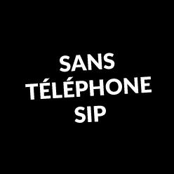 Sans téléphone SIP - Sword - Dialoga