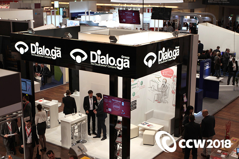 CCW Berlin 2018 - Veranstaltungen - Dialoga