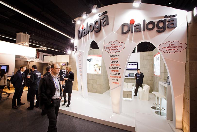 Mobile World Congress Barcelona-10 2012 - Eventos - Dialoga