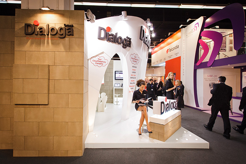Mobile World Congress Barcelona-11 2012 - Eventos - Dialoga