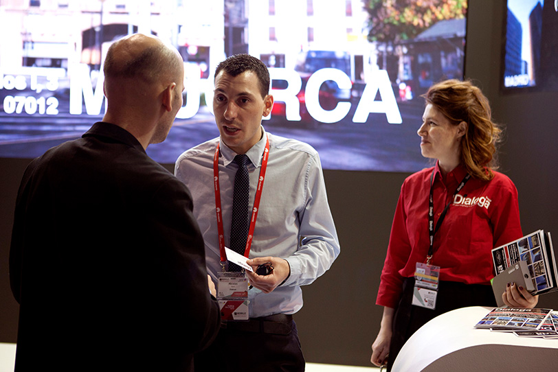 Mobile World Congress Barcelona-13 2015 - Eventos - Dialoga