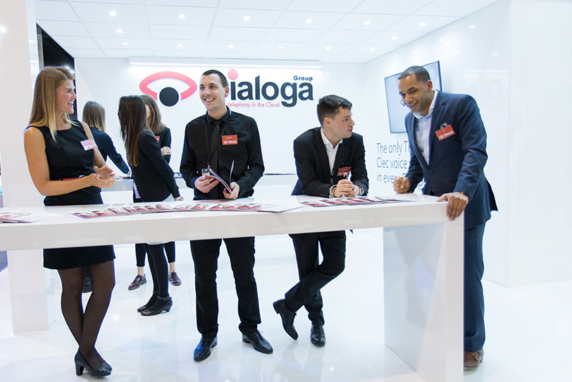 Mobile World Congress Barcelona-14 2016 - Eventos - Dialoga