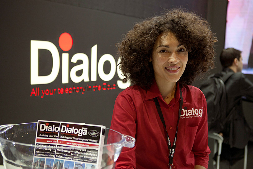 Mobile World Congress Barcelona-16 2015 - Eventos - Dialoga