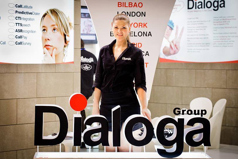 Mobile World Congress Barcelona-2 2012 - Eventos - Dialoga