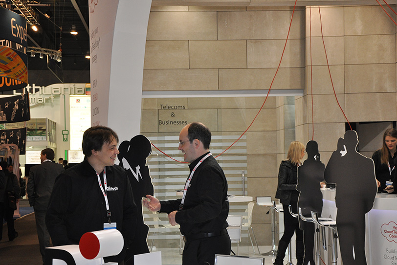 Mobile World Congress Barcelona-2 2013 - Eventos - Dialoga