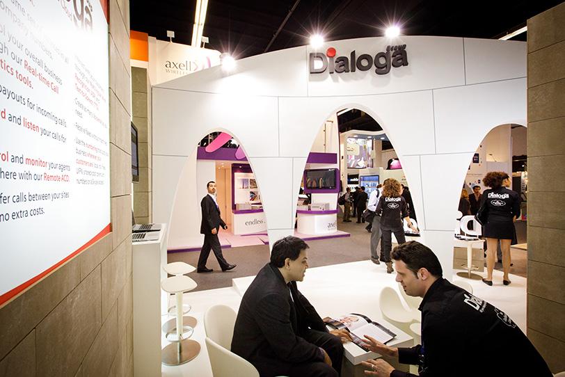Mobile World Congress Barcelona-5 2012 - Eventos - Dialoga