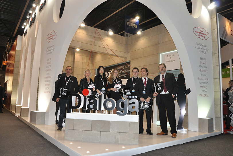 Mobile World Congress Barcelona-5 2013 - Eventos - Dialoga