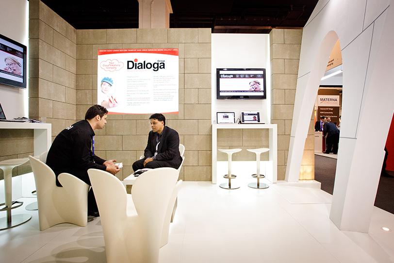 Mobile World Congress Barcelona-6 2012 - Eventos - Dialoga