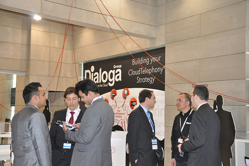Mobile World Congress Barcelona-8 2013 - Eventos - Dialoga