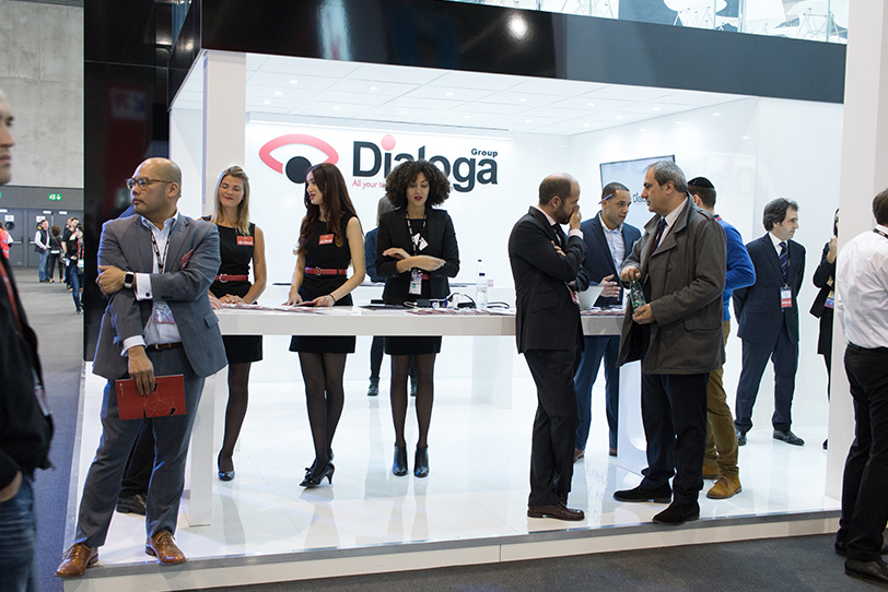 Mobile World Congress Barcelona-8 2016 - Eventos - Dialoga