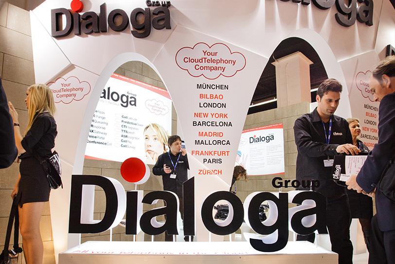 Mobile World Congress Barcelona-9 2012 - Eventos - Dialoga