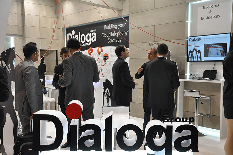 Mobile World Congress Barcelona-9 2013 - Eventos - Dialoga