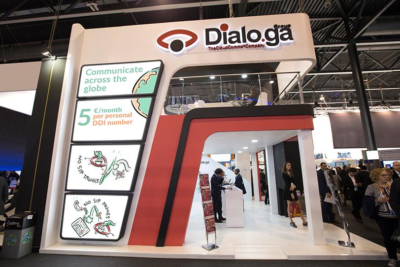 MWC Barcelone 2017 - Événements - Dialoga - 3