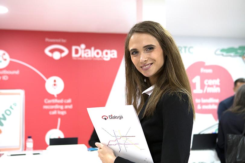 MWC Barcelone 2017 - Événements - Dialoga - 5