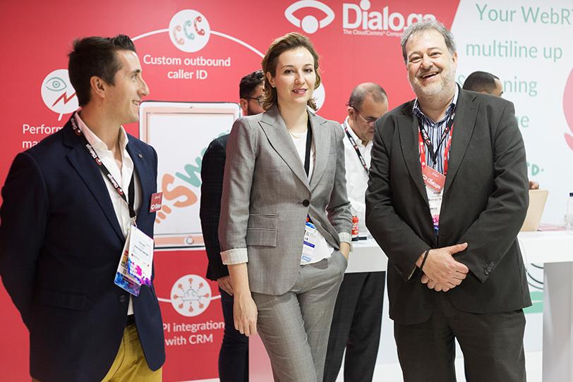 MWC Barcelone 2017 - Événements - Dialoga - 7
