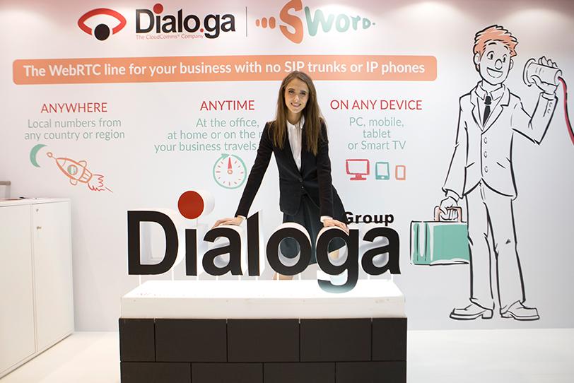 MWC Barcelone 2017 - Événements - Dialoga - 11