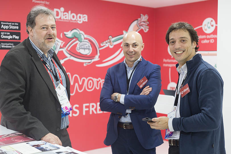 MWC Barcelone 2017 - Événements - Dialoga - 12