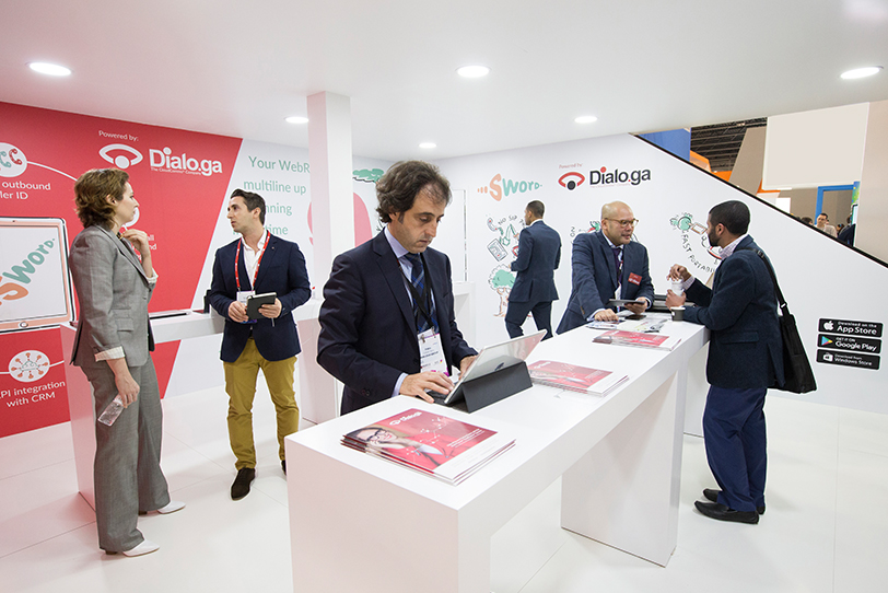 MWC Barcelone 2017 - Événements - Dialoga - 15