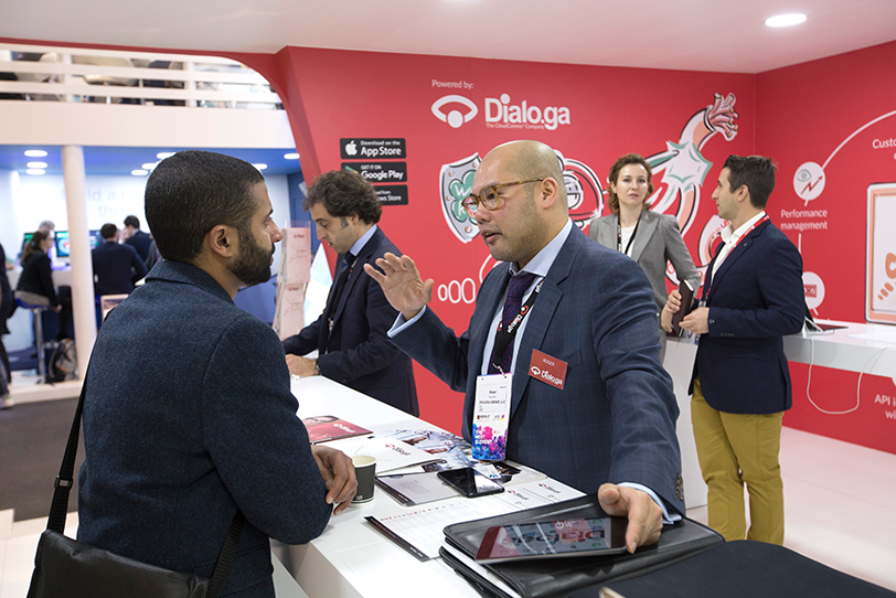 MWC Barcelona 2017 - Events - Dialoga - 4