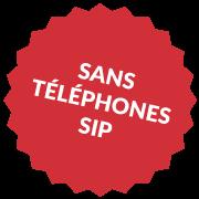 Sans téléphones SIP - Sword - Dialoga