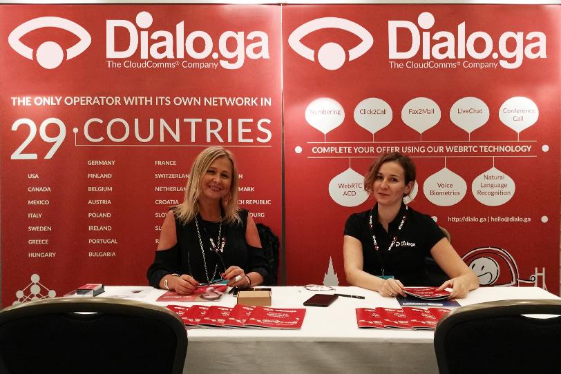 Capacity Europe 2017, London (2) - Veranstaltungen - Dialoga