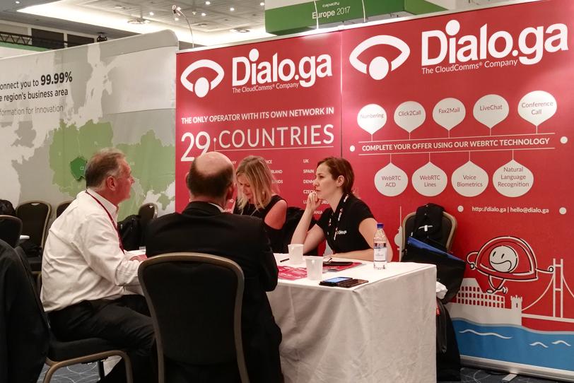 Capacity Europe 2017, London (4) - Veranstaltungen - Dialoga