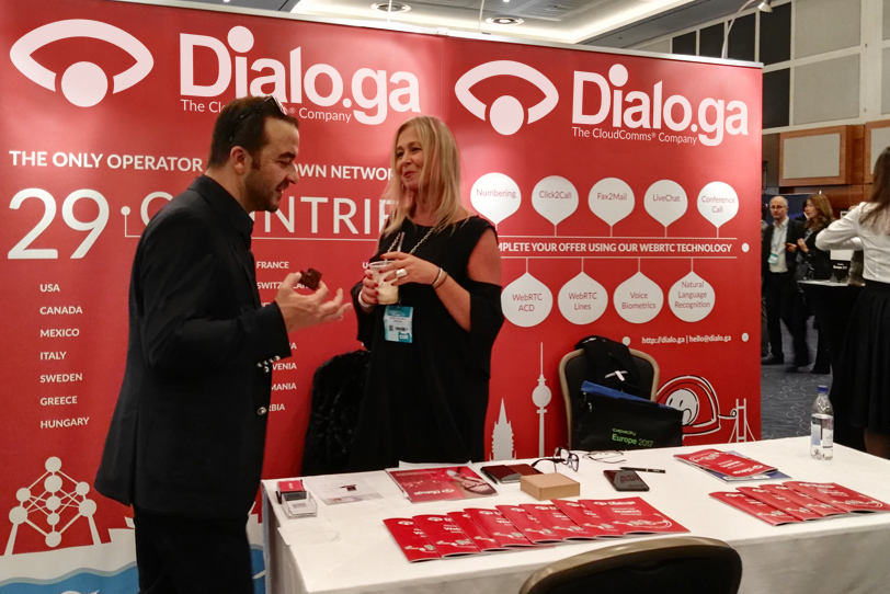 Capacity Europe 2017, London (5) - Veranstaltungen - Dialoga