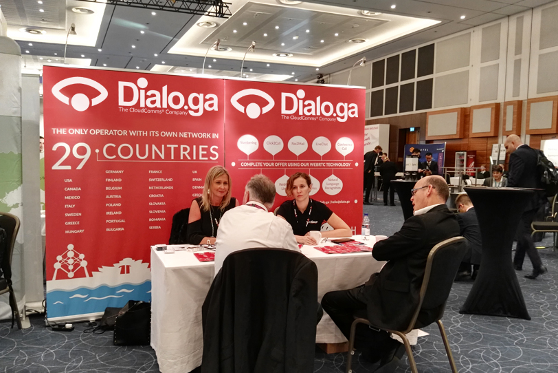 Capacity Europe 2017, Londres (1) - Eventos - Dialoga