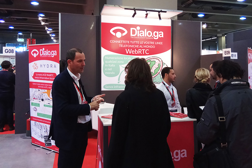 SMAU Milan 2017 (3) - Events - Dialoga