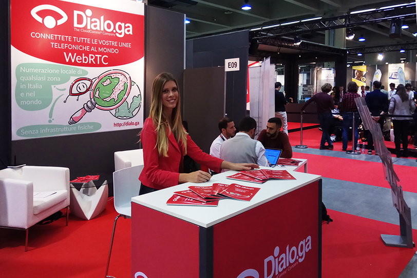 SMAU Milan 2017 (4) - Events - Dialoga