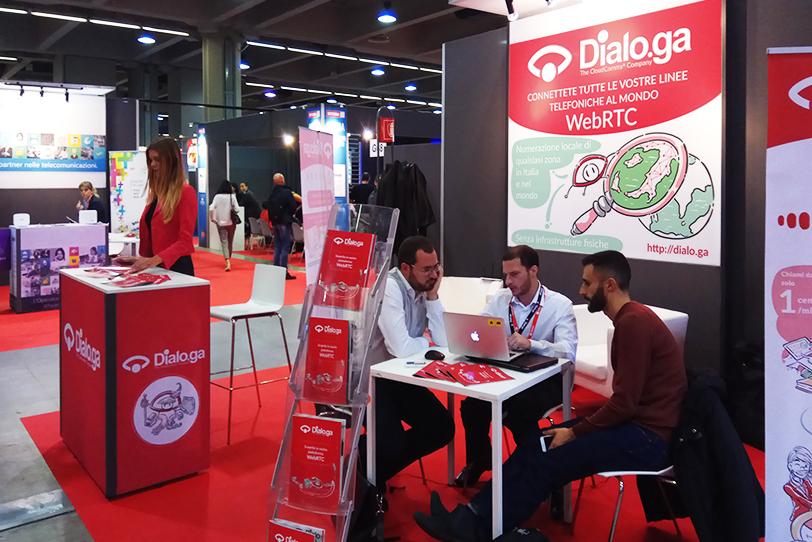 SMAU Milan 2017 (1) - Events - Dialoga
