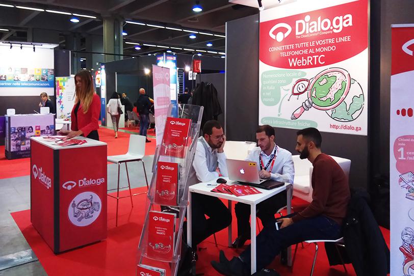 SMAU Milan 2017 (1) - Veranstaltungen - Dialoga